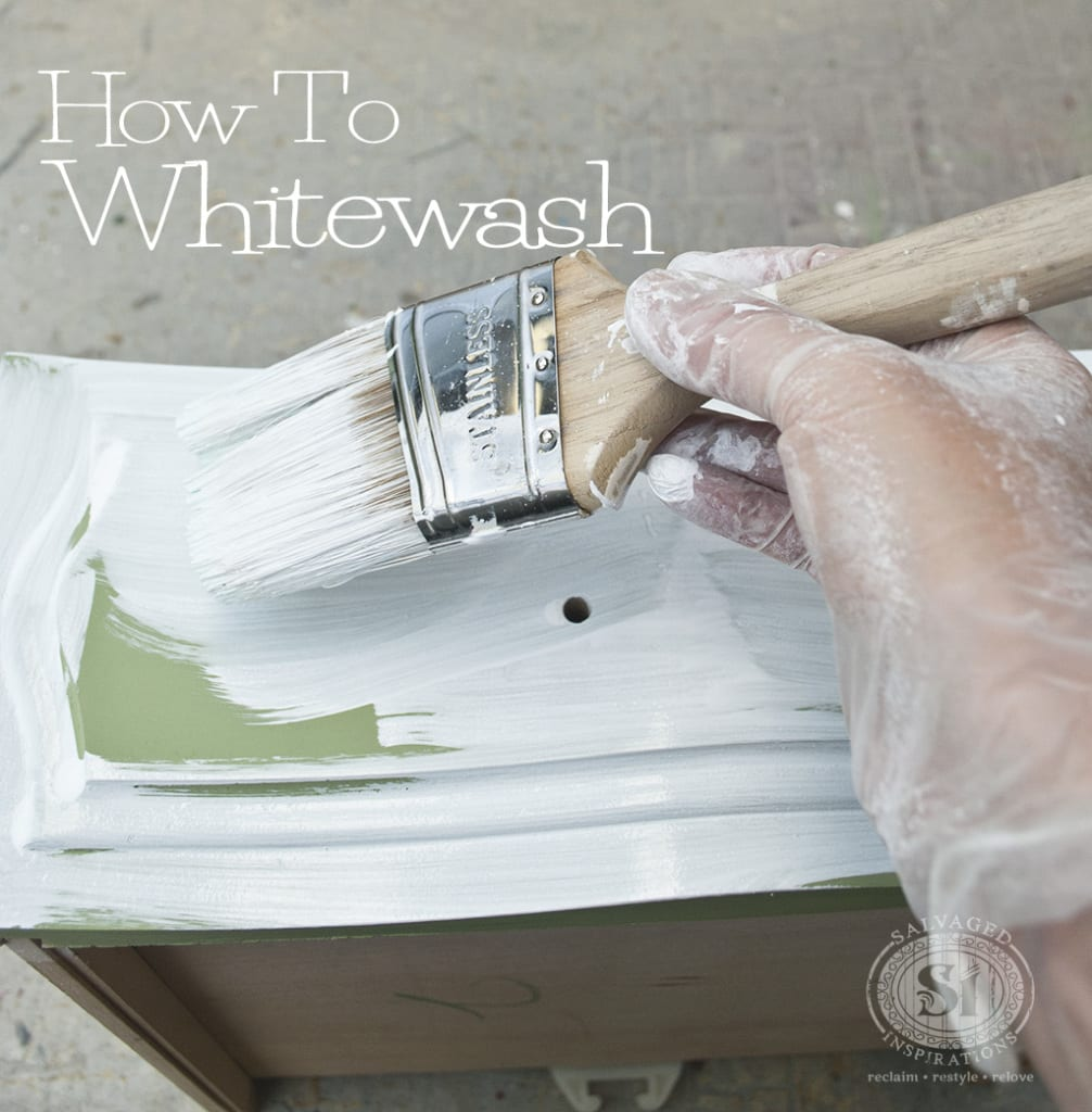 How To Whitewash