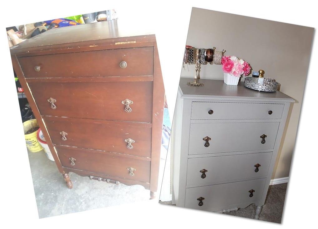 Josie-B&A Grey Dresser