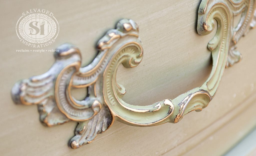 french prov whitewashed handle