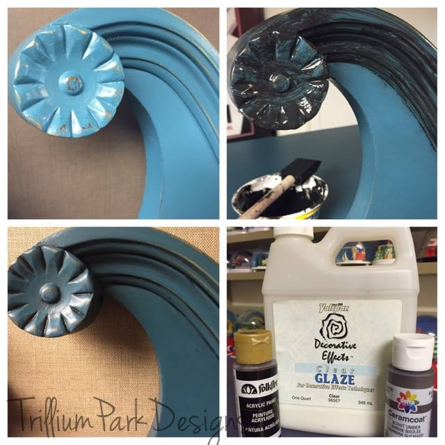 DIY Furniture Glaze – So Easy!