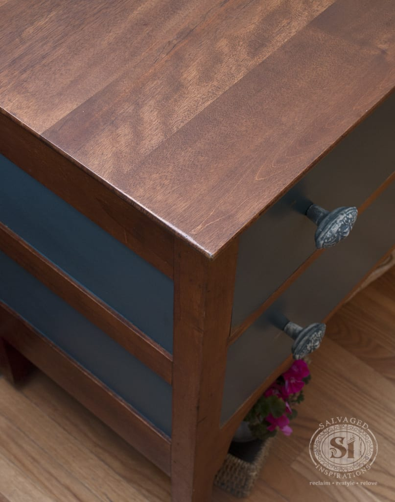 Antique Dresser Top