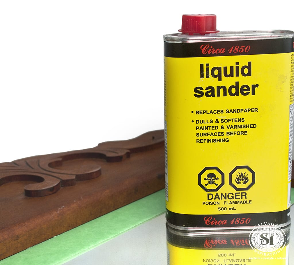 Liquid Sander - Replaces Sandpaper