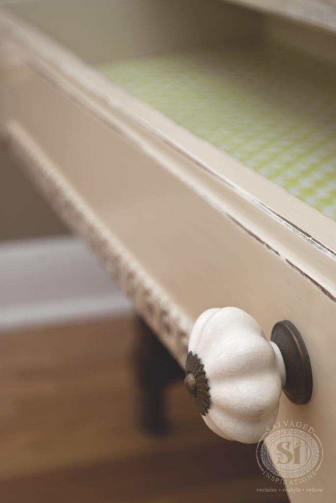 china cabinet drawer & knob