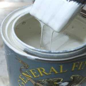 General Finishes Chalk Style Paint Review