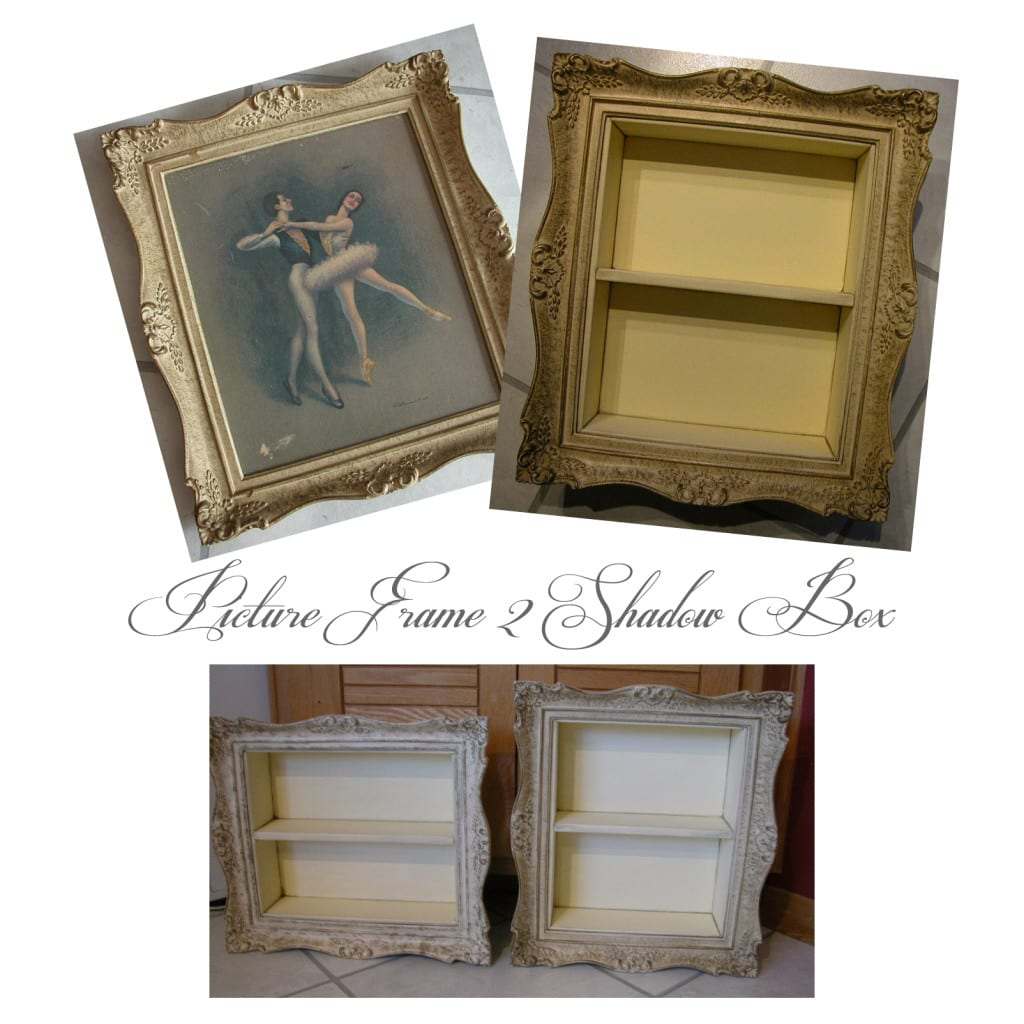 Picture Frame 2 Shadow Box - SI Feature