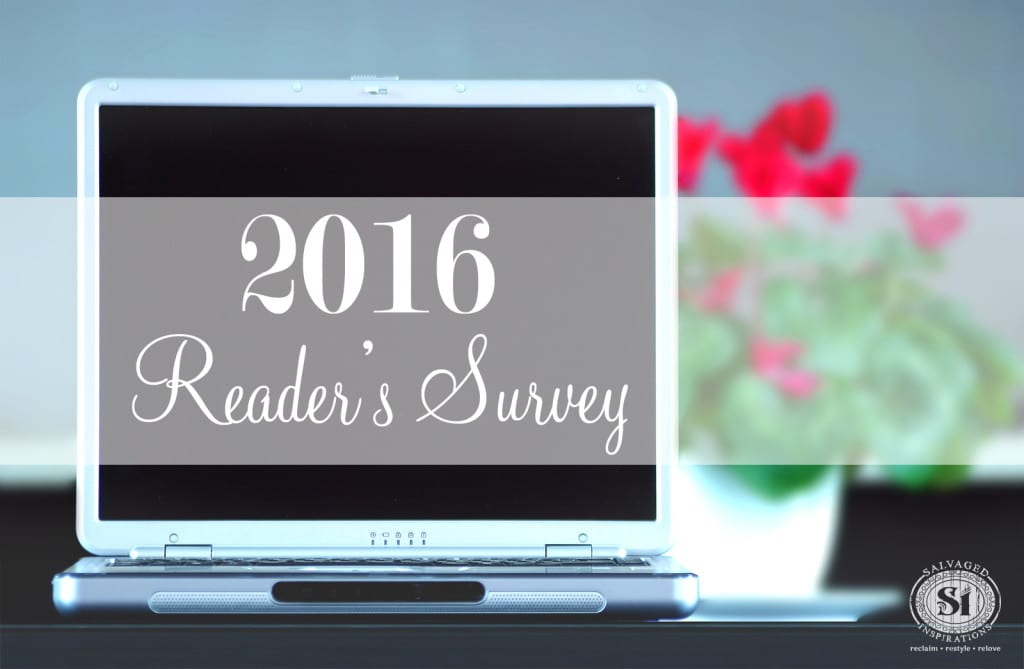 2016 SI Readers Survey
