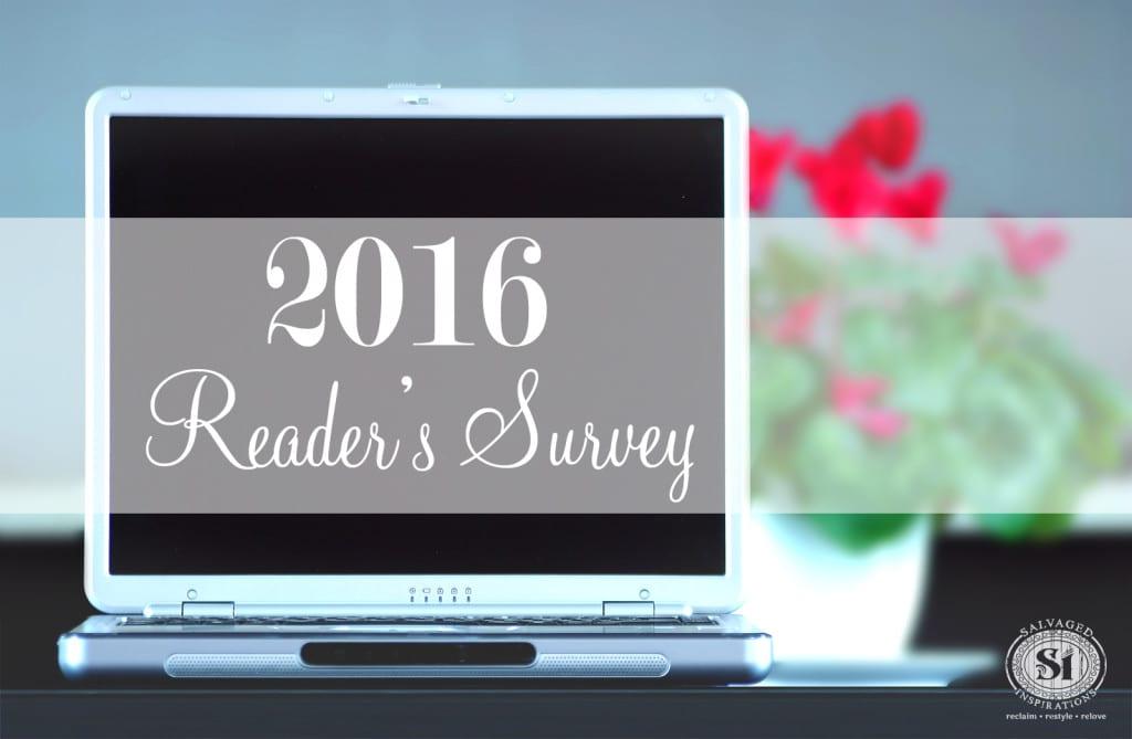 2016 SI Readers Survey