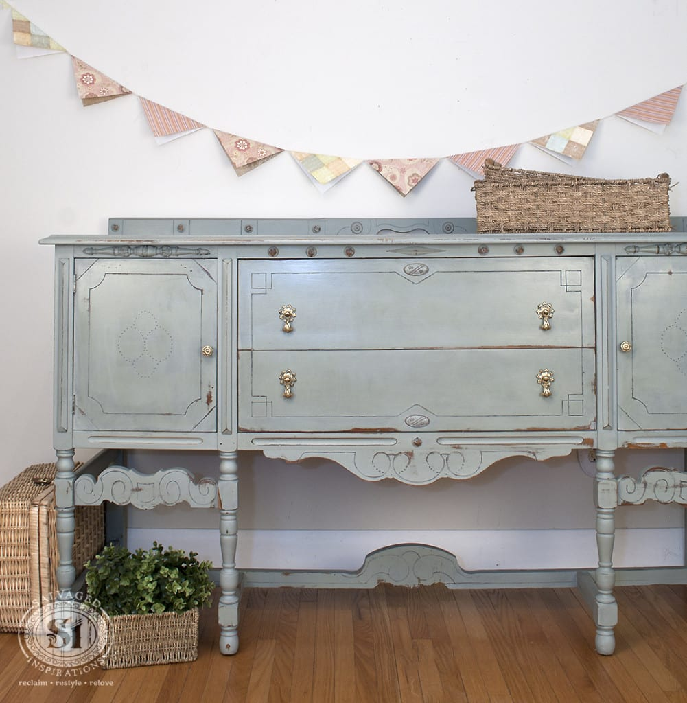 Sideboard- Buffet -Salvaged Inspirations