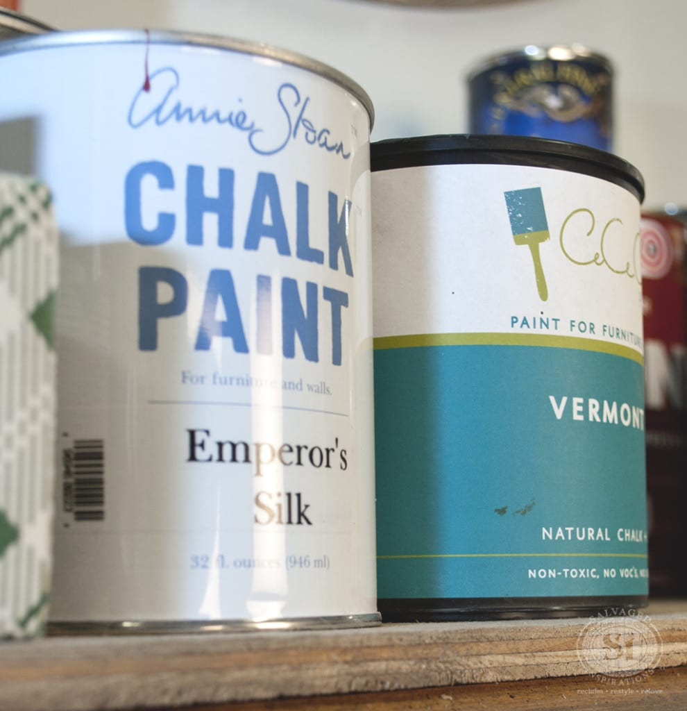 organizing paints