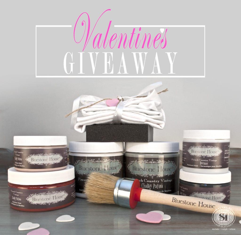 Bluestone House Valentine's Giveaway!
