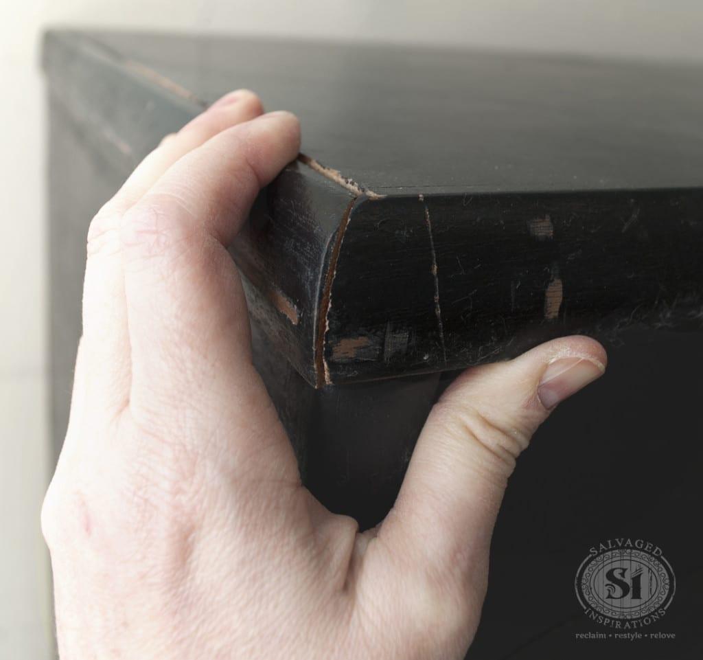 Kroehler Dresser - Repair Top