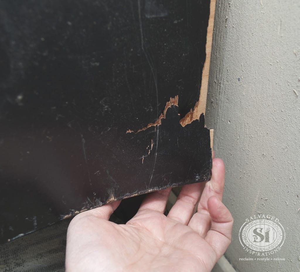 Kroehler Wood Dresser needs Repair
