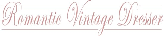Romantic Vintage Dresser txt