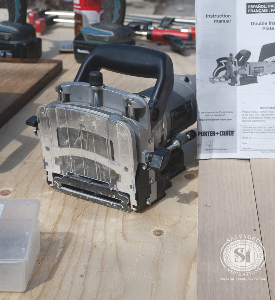 Biscuit Joiner Plate Joiner
