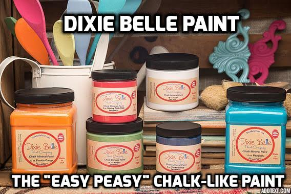 Dixie Belle Paint - Easy Peasy