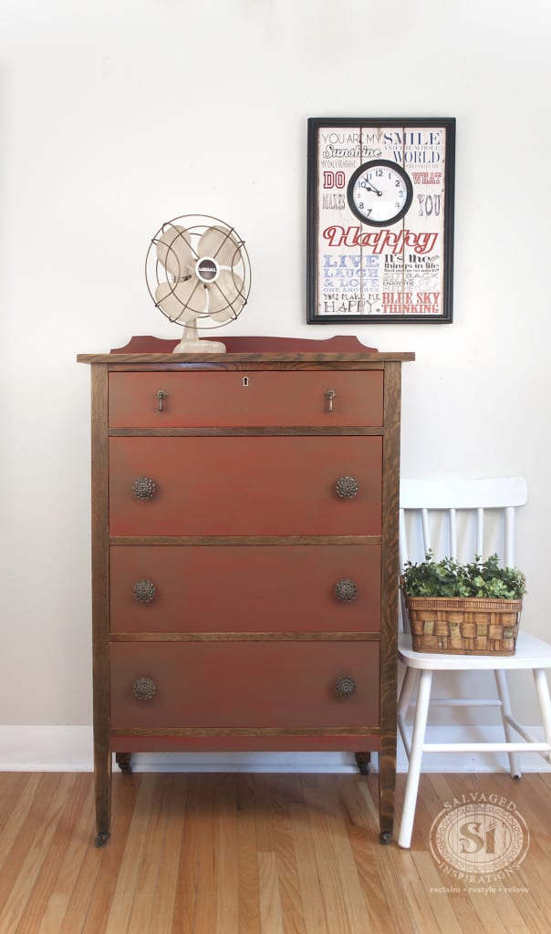 Red Barn Dixie Belle Painted Dresser