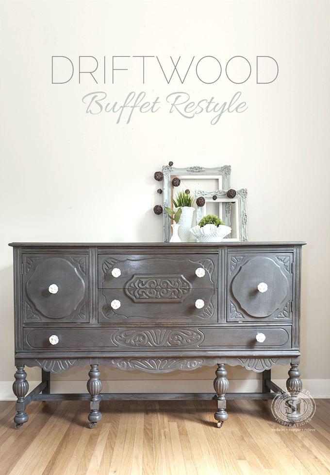 Driftwood Buffet Restyle Txt