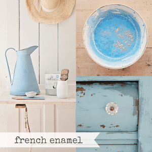 French Enamel MMS Milk Paint