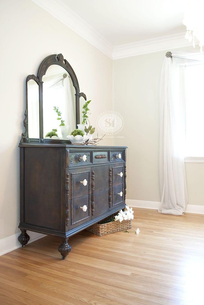 GF Coastal Blue Dresser