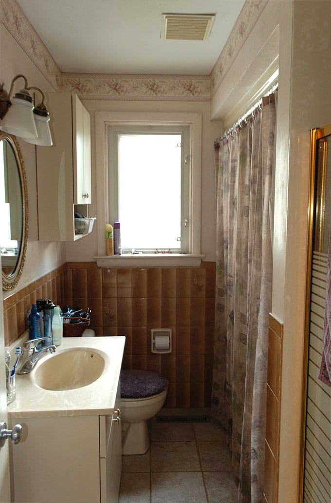 Original Bathroom
