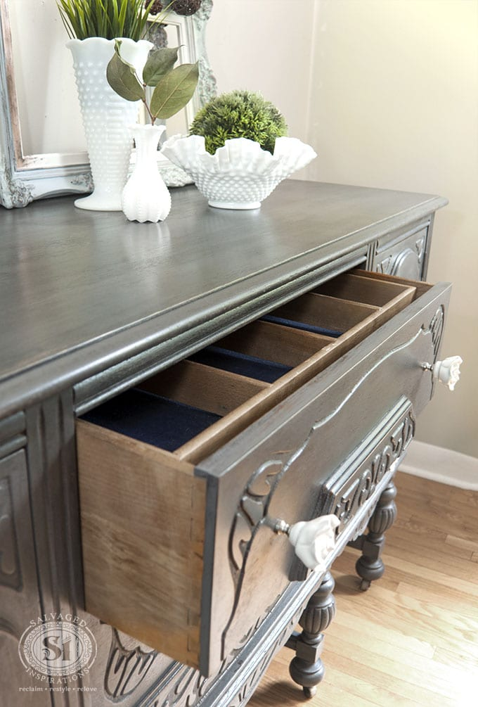 Silverware Buffet Drawer Insert