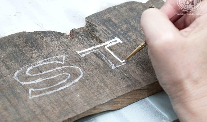 Easy DIY Wood Signs & Free Printables