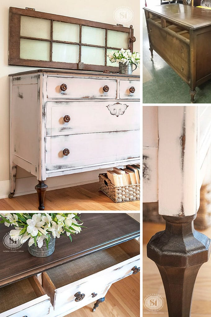 Pretty In Pink Farmhouse Chic   Salvaged Inspirations