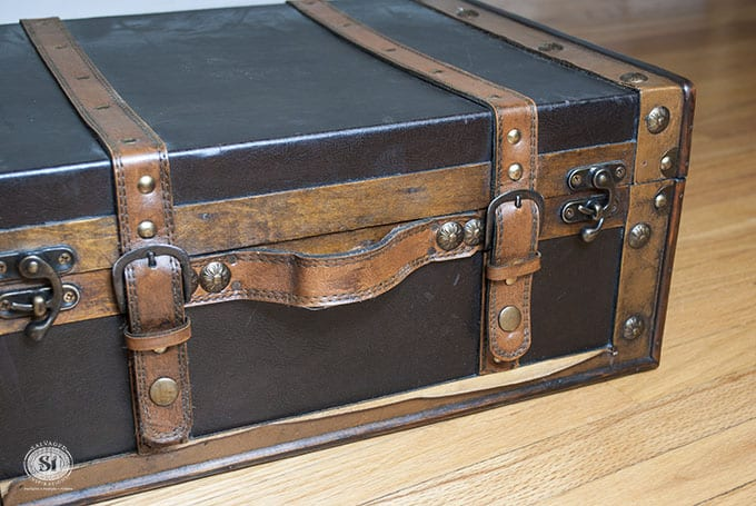 Andreas Salvaged Trunk