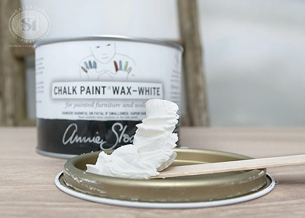 Annie Sloan White Wax on Stick