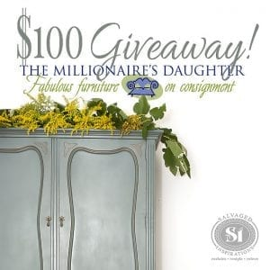 $100 Fall Giveaway | The Millionaire's Daughter