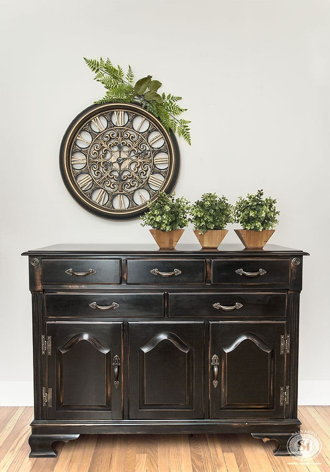 diy-pottery-barn-black-furniture-finish