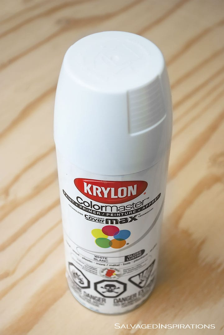 Krylon Spray Paint 4 Glass