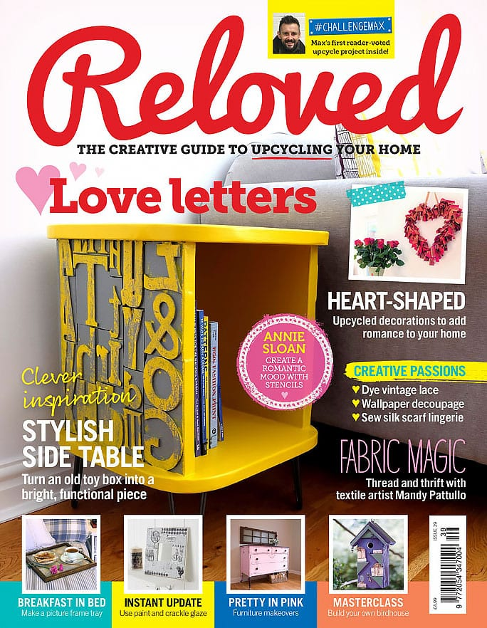 Reloved Magazine Cover-Issue#39