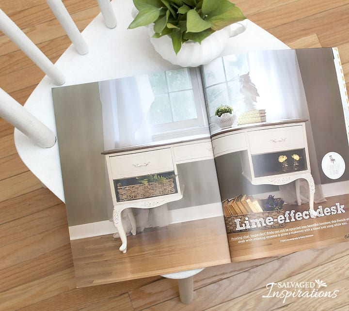 Double Page Feature in Reloved