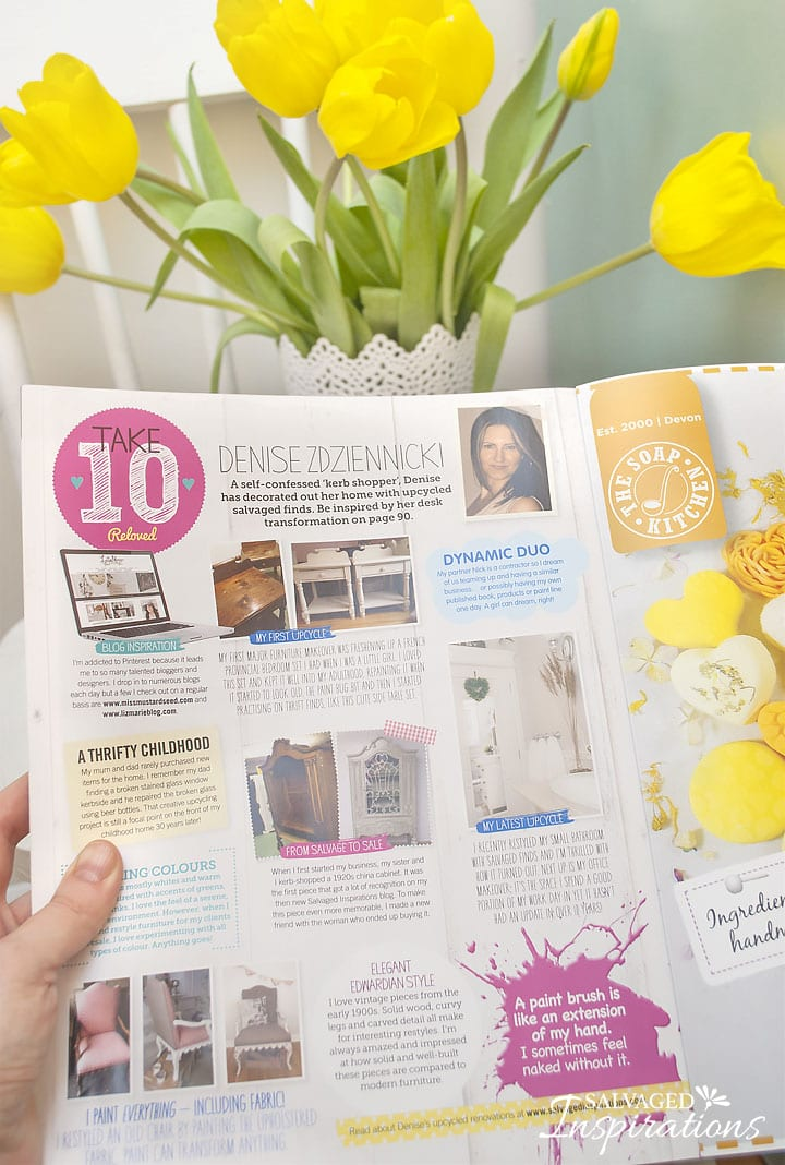Take 10 Interview Reloved