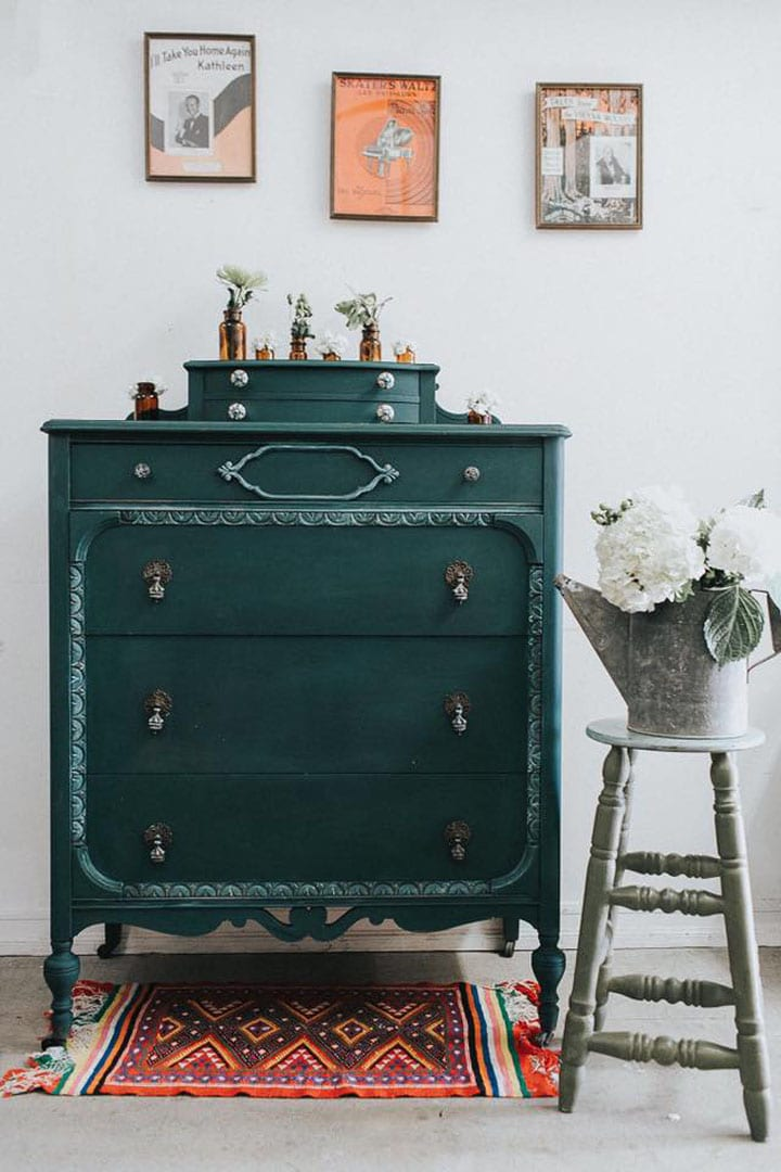 Think Green 25 Beautiful Furniture Makeovers Salvaged
