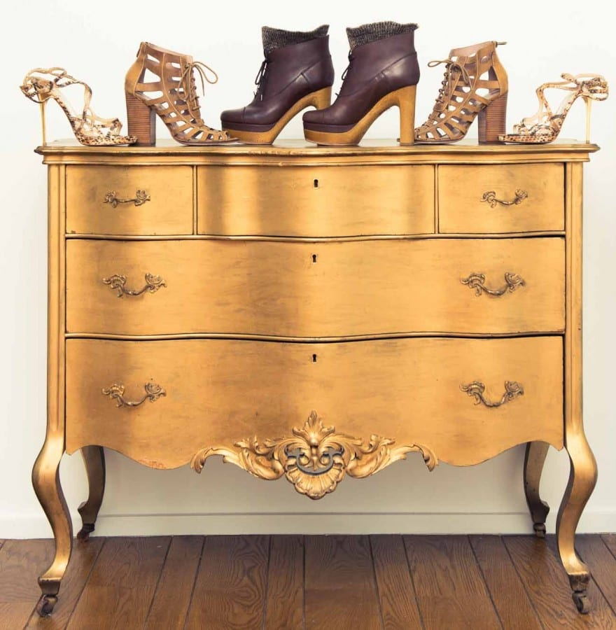 25 Beautiful Furniture Makeovers - Salvaged