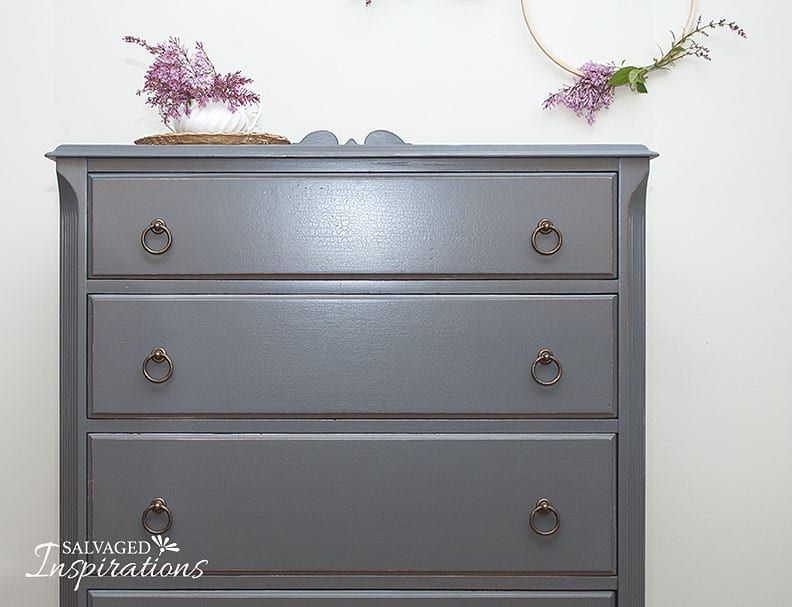 Beautiful Alligator Finishes Dresser
