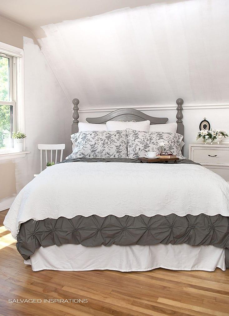 Bedroom Makeover Progress - SI Blog