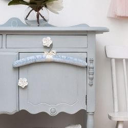 Savannah Mist Dixie Belle Painted Buffet