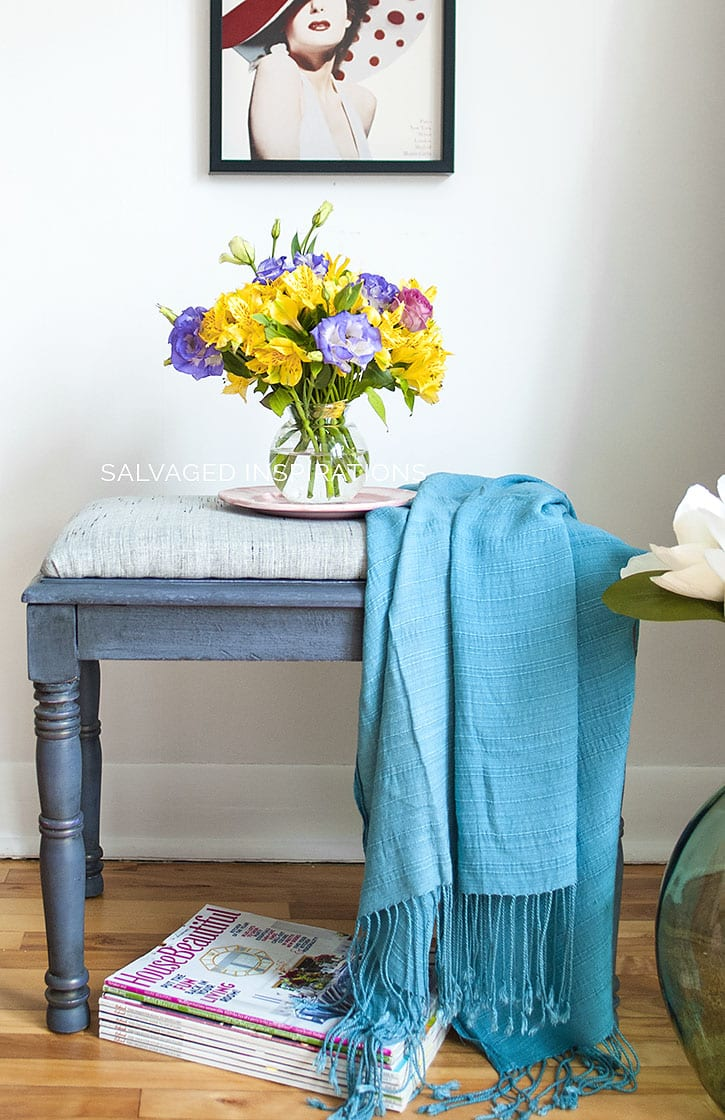 How To Upholster A Seat