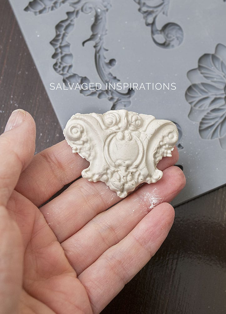 DIY Iron Orchid Design Molds