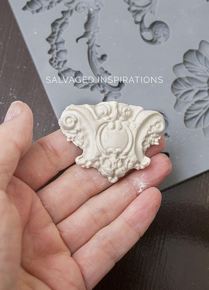 DIY Iron Orchid Design Molds