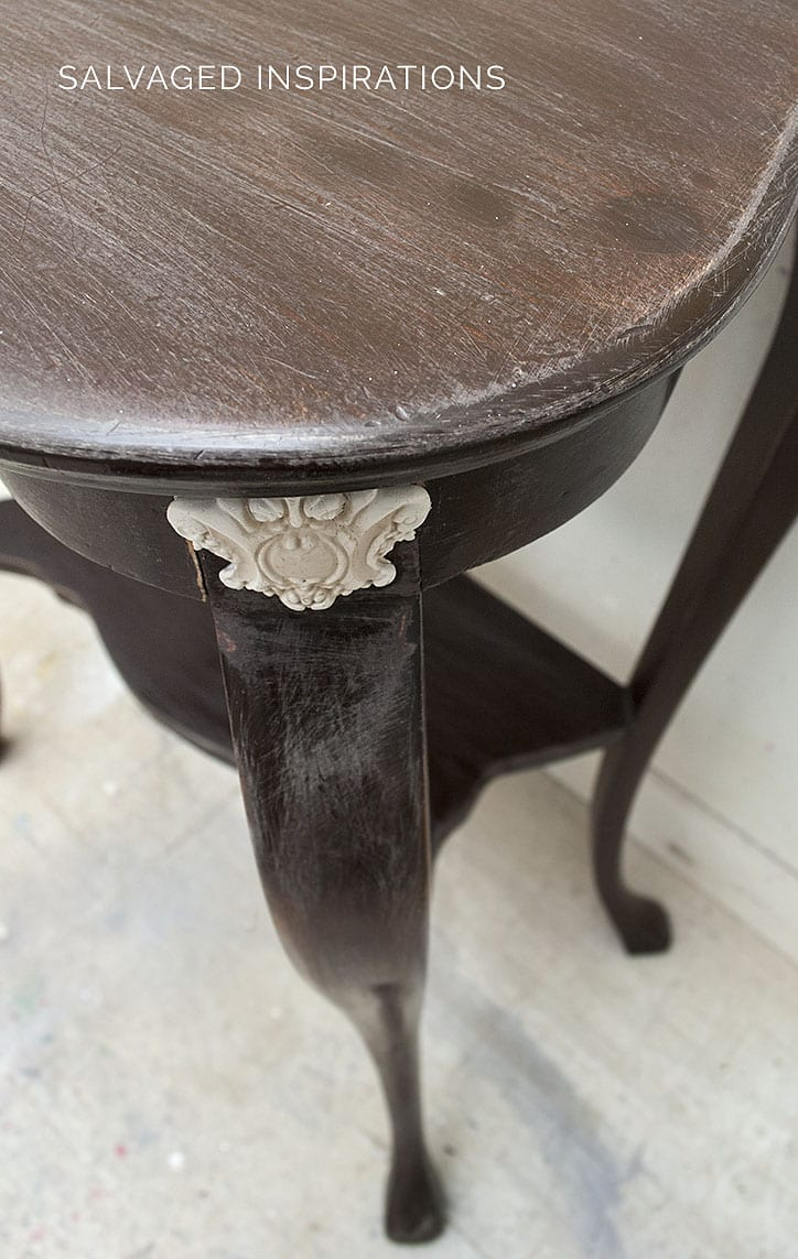 Diy Furniture Appliques Iron Orchid Molds Salvaged