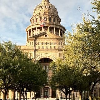 Texas State Capital Bldng