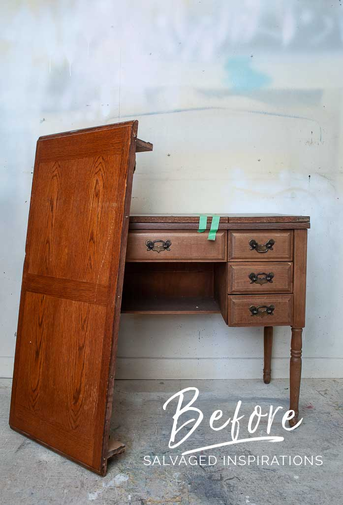 Sewing-Cabinet-before-Painted-Makeover