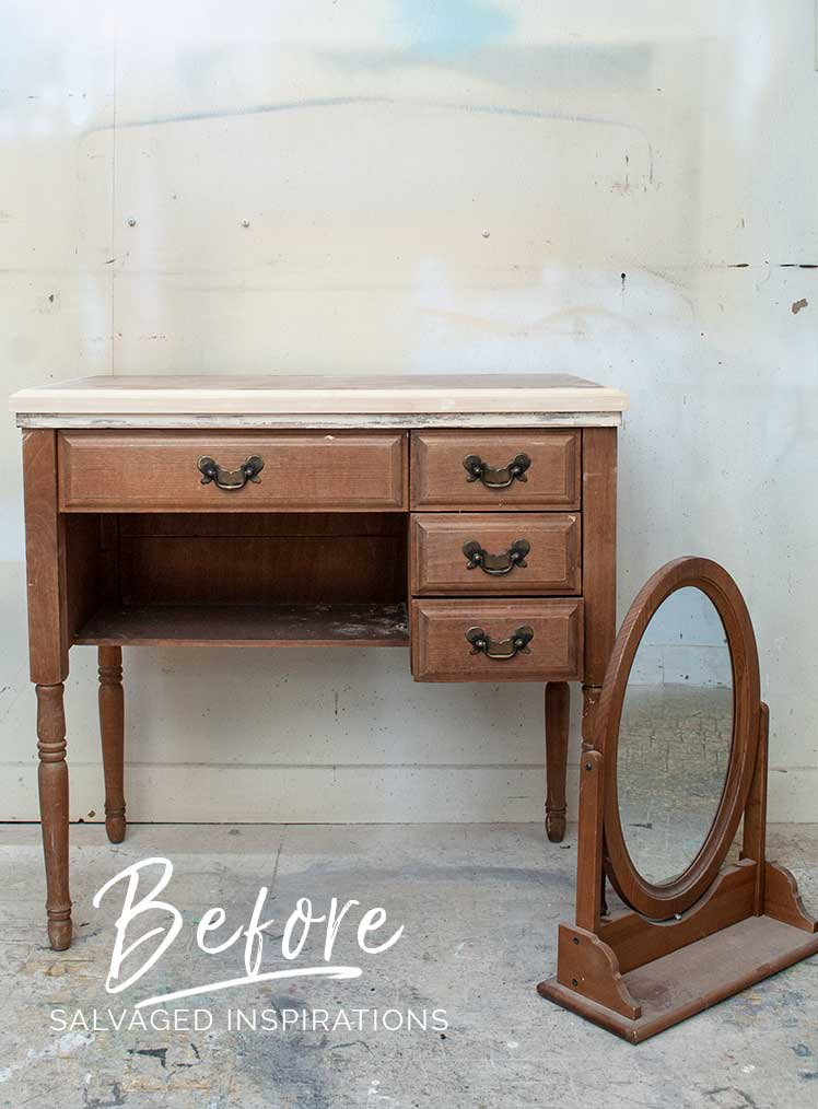 Sewing-Desk-w-IKea-Mirror-Makeover