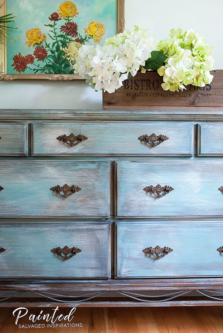 How To Paint Laminate Furniture Without Sanding Salvaged Inspirations