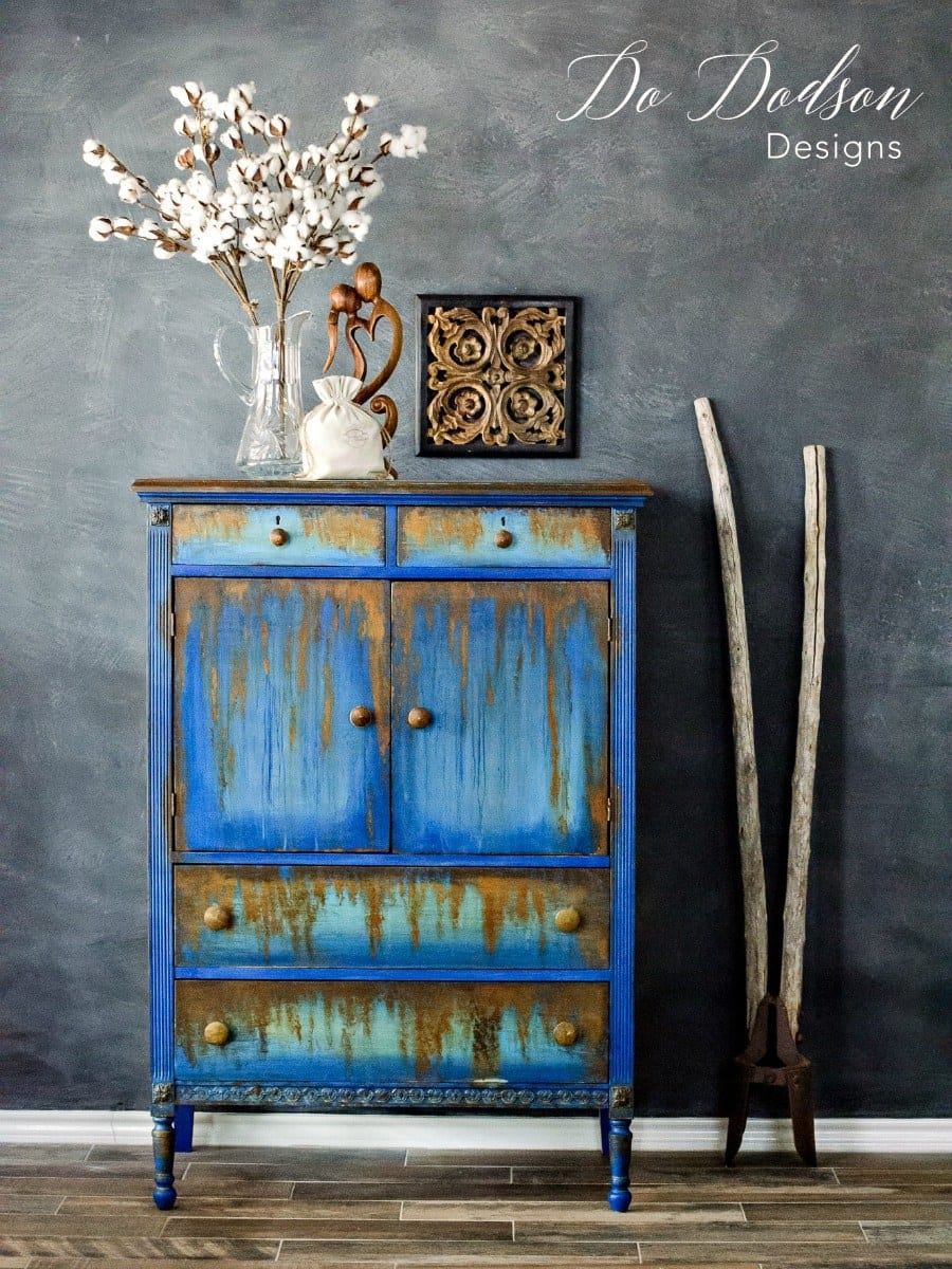 Patina Painted Furniture Ideas Salvaged Inspirations