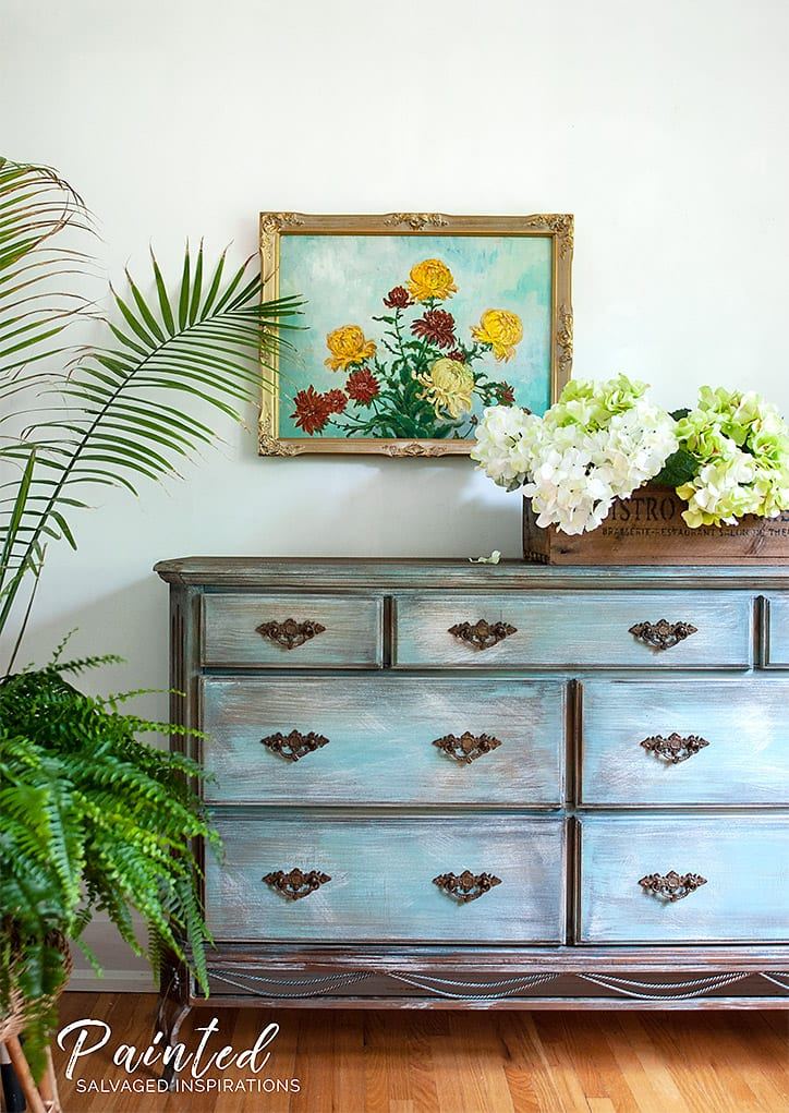 How To Paint Laminate Furniture Without